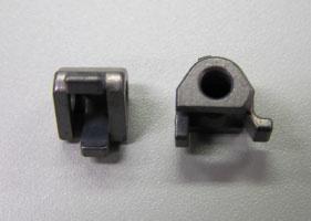 亜鉛を銅+CPFで加工した部品